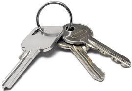 Récupérer vos clés